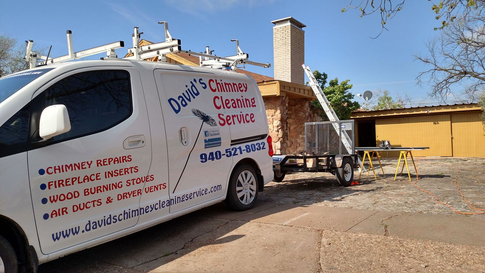 Services Davids Chimney Cleaning Service Llc